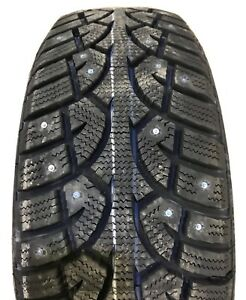 New Tire 195 60 15 Studded General Altimax Arctic Winter Snow Studs P195 60r15