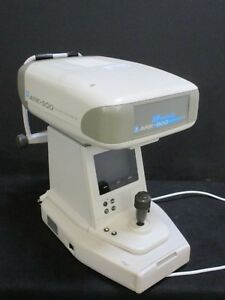 Marco Ark 900 Autorefractor Keratometer For Medical Optometry Vision Exams