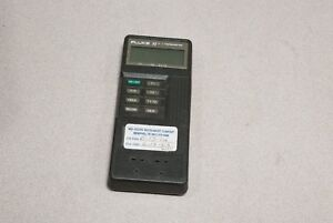Fluke 52 K j Dual Digital Thermometer Great Condition Used Tested Working