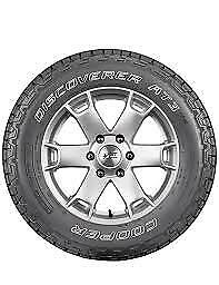 4 New P265 70 17 Cooper Discoverer At3 4s 70r R17 Tires 115t