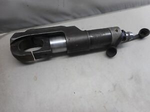 Burndy Y46 Hydraulic Crimper Hypress Works Fine