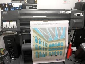 Hp Designjet 1050c Plus 36 Large format Plotter Printer