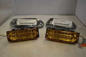 Whelen Two 500 Series Linear 8 Super Led Lighthead Kit Lp59aad