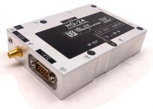 Rofin Hg 24 130600024 01794 Q switch Hf out 5 20w Voltage 13vdc 40 68 Mhz