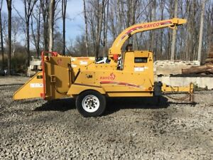 2008 Rayco Rc12 Chipper 2354