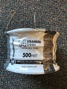 Southwire 22962558 500 ft 14 awg Stranded Brown Copper Thhn Wire Roll