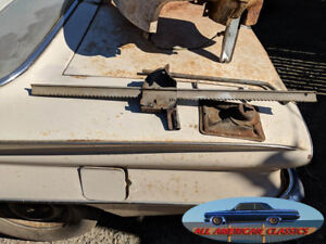 1961 Buick Skylark Jack Assembly W Handle And Hold Down
