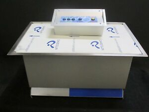 New Unused Sonix Sr118a Dental Ultrasonic Cleaner Bath For Instrument Cleaning
