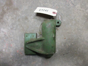 John Deere H Clutch Pulley Brake With Pad H359r Nos