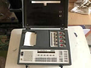 Astro med Dash Iv 4 Channel Chart Recorder