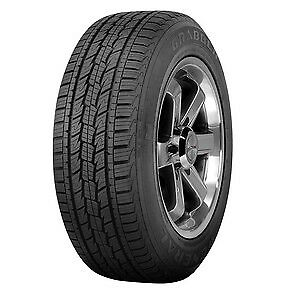 General Grabber Hts P255 70r17 110s Bsw 2 Tires