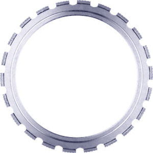 Husqvarna 531101098 Elr20 14in Ring Saw Blade pre cut 220 5 6mm K970 960