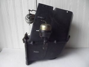 Vintage Underdash Heater Duct Diverter Box With Actuators Defrost Chevy Ford