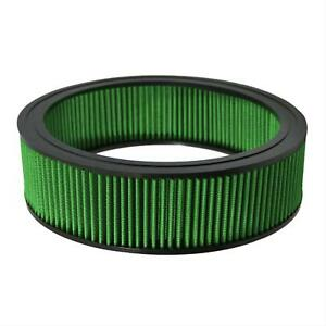 Green High Performance Factory Replacement Air Filter 2011