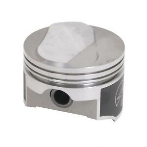 Sealed Power L2300nf Pistons Forged Dome 4 250 Bore Ring Chevy Set Of 8