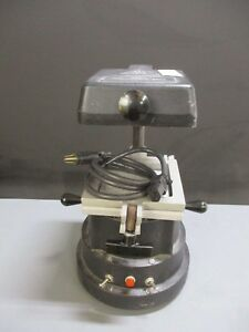 N a Used 101a Dental Vacuum Pressure Former For Lab Thermoforming Affordable