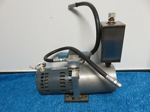 Hydraulic Pump With 3 4 Ge Motor And 115 60 Delaval Special