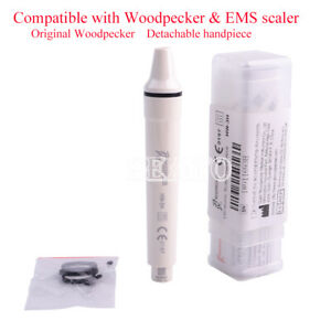 Dental Ultrasonic Scaler Detachable Handpiece For Woodpecker ems Hw 3h Original