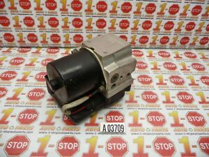 2002 02 Gmc Yukon Anti Lock Brake Abs Pump Module Opt Jl4 88936383 Oem