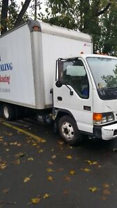 Sealcoating Box Truck And Equipment