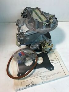 New Motorcraft 2100 1958 1972 Ford Mercury Carburetor