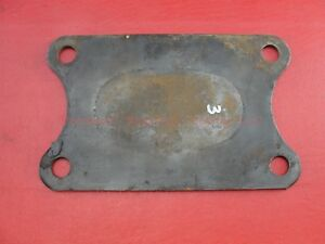 Massey Ferguson Tractor Clutch Inspection Cover 180482m1 To35 F40 50 65 175 180