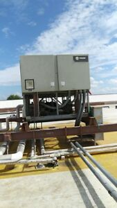 Trane 125 Ton Air Cooled Chiller