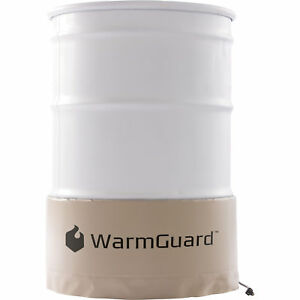 Warmguard Drum Band Heater55 gallon Capacity Wg55