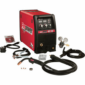 Firepower Mst 220i Thermal Arc Fabricator Multiprocess Welder 115 230v