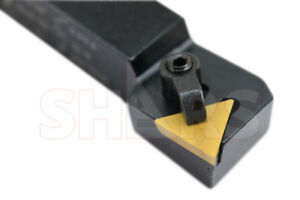 5 8 X 4 1 2 Lh Ctgp Indexable Turning Tool Holder Tpg