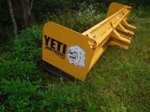 Yeti 14 Snow Pusher Box Backhoe Loader Wheel Loader