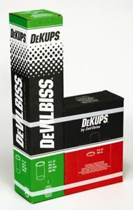 Devilbiss 802102 Paint Cups Disposable Plastic White 265ml Set Of 32