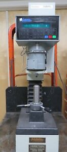 Newage Versitron Superficial Rockwell Hardness Tester At130 srds Nd37
