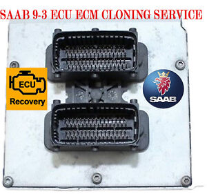 Plug Play 2003 2011 Saab 9 3 Ecu Ecm Trionic 8 Replacement Cloning Repair