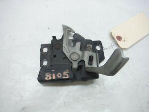 2001 Acura Cl Type S A T Hood Lock Latch Actuator Oem 2002 2003