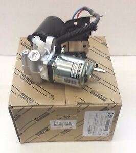 Lexus Oem Factory Brake Booster Pump 2007 2016 Ls460 Ls460l 47070 50040