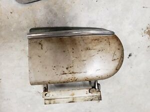 1951 1952 Ford Truck Glove Box F1 F2 F3 With Vin Plate