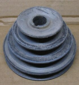 Delta 932 3 4 Bore 4 Step Pulley