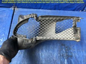 Oem 2003 2004 Mitsubishi Lancer Evolution Viii Evo 8 Right Bumper Mesh Cooler
