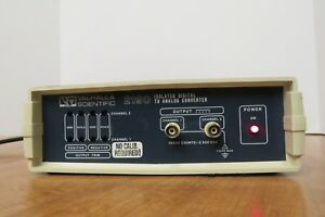 Valhalla Scientific 2190 2 Channel Isolated Digital To Analog Converter