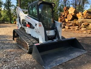 2016 Bobcat T870 Skid Steer 2366