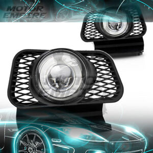 For 2002 2006 Chevrolet Avalanche 1500 Halo Projector Fog Lights