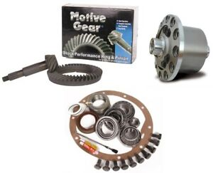 79 97 Gm 9 5 Chevy 14 Bolt 3 73 Ring And Pinion Truetrac Posi Motive Gear Pkg