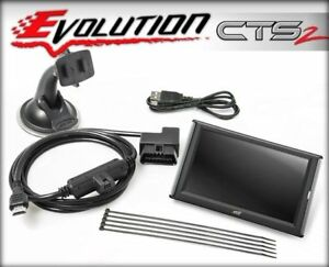 Edge Cts2 Diesel Evolution Programmer 85400 Now Supports Ford 2017 19 6 7