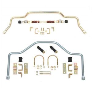 Chevy Sway Bars Front Rear 150 210 bel Air wagon Nomad Delivery 1955 1957