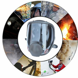 6800 Large Size Respirator Full Face Facepiece Gas Mask Painting Spraying Us