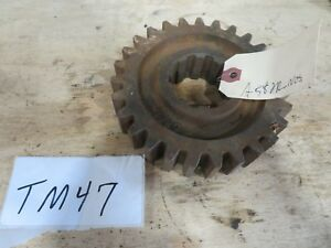 New Old Stock John Deere A 1st Speed Countershaft Gear A582r Aa5418r Nos