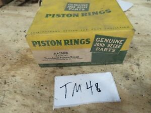 Nos John Deere Aa2348r Aa2047r Ring Set Unstyled A Ar Ao 39a
