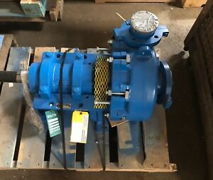Rebuilt Metso Hm100 Slurry Pump With Spiral Trac Seal Bearing End