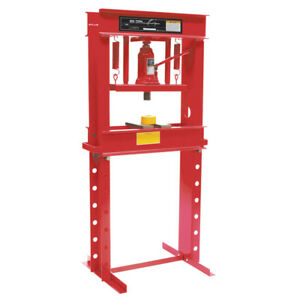 Sunex Tools 20 Ton Shop Press 5720 New